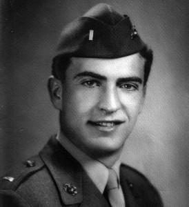 Lt. Zanger, USMC